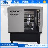 FM6060 de acero inoxidable / hierro / aluminio / cobre / latón máquina de grabado del metal