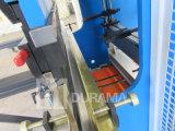 Machine de commande numérique par ordinateur Pressbrake, machine à cintrer hydraulique