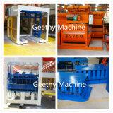 Máquina de fatura de tijolo hidráulica de Qt6-15c