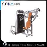 Sm-8005 abaixam para trás o equipamento da ginástica da aptidão