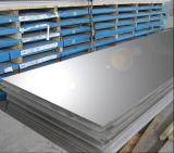 Plaque ordinaire/plate d'aluminium/en aluminium avec le côté du film un de PE (1050, 1060, 1100, 1235, 3003, 3102, 8011)