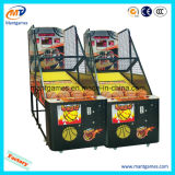 Machine de basket-ball de tir de simulateur de parc d'attractions en vente chaude