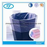 Выдвиженческий устранимый пластичный мешок отброса цвета