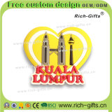 Andenken-Ansammlungs-Kühlraum-Magneten für Malaysia kundenspezifische fördernde Geschenke (RC-MA)