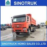 판매를 위한 HOWO 트럭 4X2 6X4 8X4 덤프 팁 주는 사람 트럭