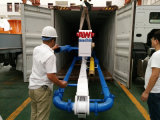 Concreto probado de la calidad que coloca los brazos del auge con teledirigido sin hilos proporcional en venta