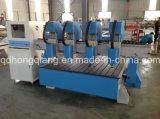 Máquina de grabado principal del CNC de Hq1325-4h cuatro