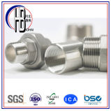 Cast Pipe Fitting Stainless Steel Union Conical W/W
