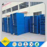 Euro- pálete de aço padrão para o armazém de armazenamento