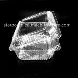 Вакуум формируя контейнер еды Clamshell пластичного продукта упаковывая