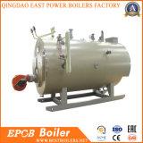 1 bis 10 Tonnen-Mitte-Heizmaterial-ölbefeuerter Dampfkessel
