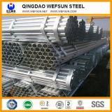 Углерод строительных материалов Q195 Q235 Q345 сварил гальванизированную стальную трубу