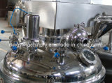 Mixer van het Gel van de Zalf van de room de Zachte Vacuüm Emulgerende (zrj-1500)