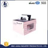 Круглая бумажная коробка