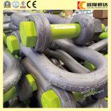 저희 유형 탄소 강철 위조된 활 수갑