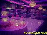 Самый популярный пол СИД пола СИД СИД Starlit Twinkling для Wedding украшение/партия /Stage 12FT*12FT