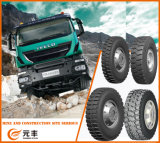 OTR Tire, Mine Dump Truck Tire, fora de Road Tire (12.00r24)