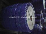 """3/4 """" - """" boyau de PVC Layflat de l'agriculture 14 pour l'irrigation et l'eau"""