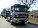 HOWO 6X4 트랙터 트럭 10 짐수레꾼 트럭 트레일러 헤드