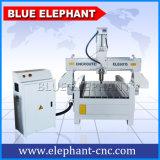 CNC высокого качества 6015, машинное оборудование маршрутизатора CNC Woodworking, маршрутизатор CNC PCB с высоким перемещением z