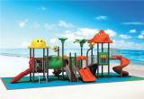 Ensemble de jeu en plein air pour enfants handicapés