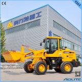 Затяжелитель колеса затяжелителя 1.2ton фабрики Китая миниый малый для сбывания