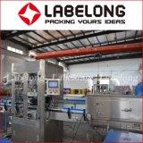 Máquina de etiquetado de la funda del encogimiento del PVC para las botellas del animal doméstico