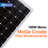 ранг полной мощи панели солнечных батарей 100W Mono brandnew