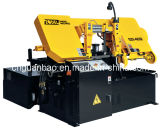 Máquina de Sawing automática da faixa da Dobro-Coluna para a estaca do metal