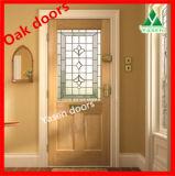 고품질 목제 문 내부 문 갱도지주 문