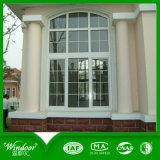 Único ou indicador de vidro matizado dobro do Casement UPVC