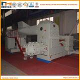 Bauunternehmen-materielle Ziegelstein-Maschinerie-Lehm-Ziegeleimaschine für Bangladesh