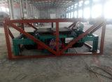 Removedor eletromagnético Self-Cleaning da caminhada do separador/ferro da suspensão de Rcdc para a planta do cimento