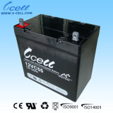 Nachladen Battery 12V 55ah Sealed Lead Acid Batterie