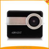 cámara de la acción de la pantalla táctil 2.31inch 4K con los deportes utilizados impermeables DV de WiFi