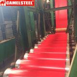 Zink beschichteter vorgestrichener galvanisierter Stahlring