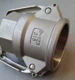Camlock do SUS 316 do SUS 304 do aço inoxidável de China