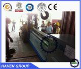 W11-4X2500中国の有名なブランド3のローラーの金属板の圧延機