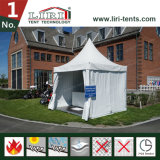 Outdoor Metall Garden Gazebo, Folding Pagoda Gazebo Zelt