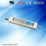 24V 30W LED Driver impermeável para LED Tiras com CE SAA