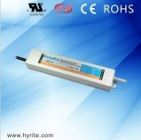 24V 30W impermeable LED Driver para LED Tiras con CE SAA