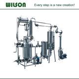 El tanque farmacéutico del extractor del petróleo esencial de la hierba