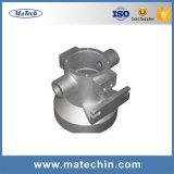 Carcaça de areia de alumínio da fabricação da fundição para a peça de maquinaria
