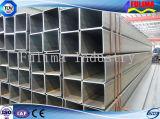 Tubo de acero rectangular de alta resistencia para el edificio (SSW-TB-002)
