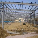 Estrutura modular do metal para a fábrica