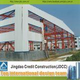 Taller Jdcc1019 del edificio de la estructura de acero del costo profesional y bajo