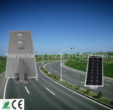 El hogar solar del sistema eléctrico de China enciende la iluminación al aire libre de la iluminación