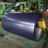 Prepainted гальванизированное стальное конструкционные материал стального листа цвета катушки