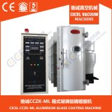 CZ-1800 두 배 문 플라스틱을%s 수직 진공 코팅 기계