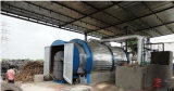Tyre residuo a Oil Recycling Pyrolysis Plant From 10ton a 60ton